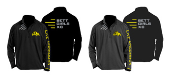 BHS XC Mens Pullover Color Options